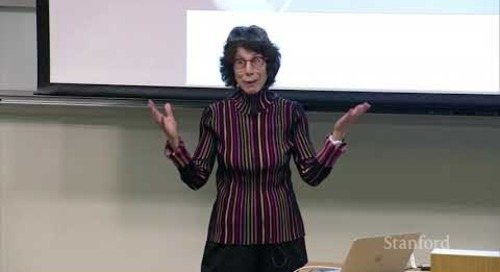 Stanford Seminar - Mind in Motion: How Action Shapes Thought