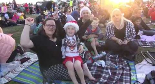 Hume City Council, Carols by Candlelight 2017 featuring Rob Mills - Highlights
