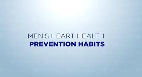 Men's Heart Health - Men's Heart Health Prevention Habits