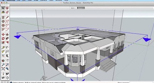 SketchUp Training Series: Section Tool