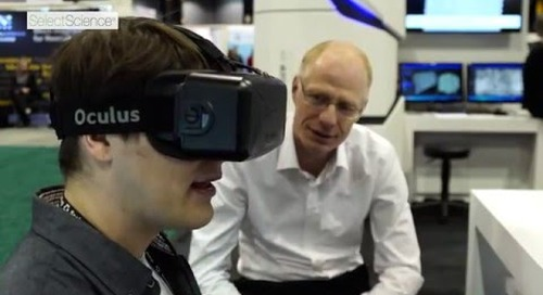 ZEISS @ SfN15: Virtual Reality Visualization of Complex Microscopy Data Sets