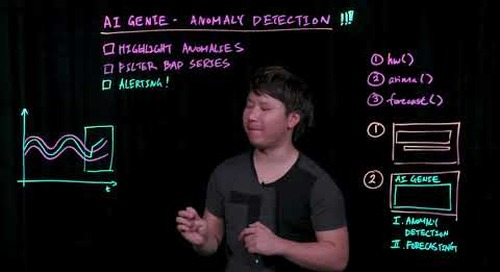 AI Genie:  Anomaly Detection - Wavefront by VMware