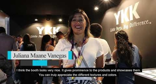 Highlight Video- YKK Colombia S.A.S- ColombiaTex 2019