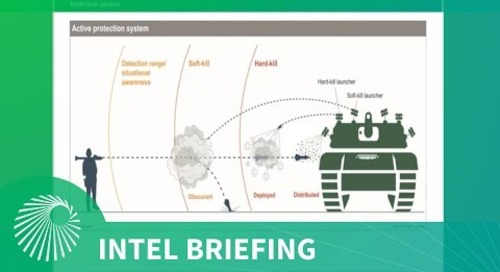 Intel Briefing: Developments in Active Protection System (APS) technologies