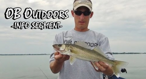 How to Jig Walleyes on Lake Winnebago - OB Outdoors