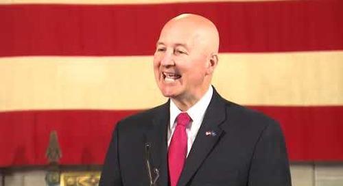 Nebraska Governor Hunt-Fish Proclamation