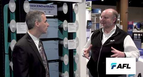 Sean talks with CI&M at BICSI about key trends for 2019