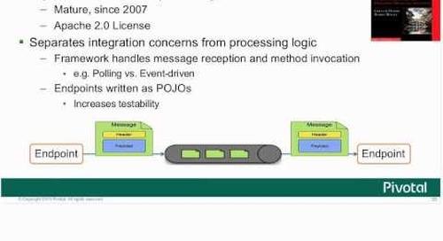Webinar: Hadoop, Pivotal HD and Spring for Apache Hadoop