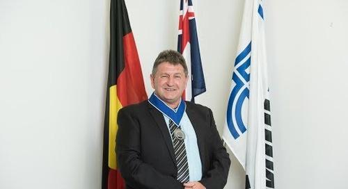 Mayor Geoff Porter: Acceptance Speech 2017
