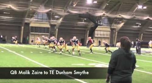 Notre Dame Practice Highlights (April 4)