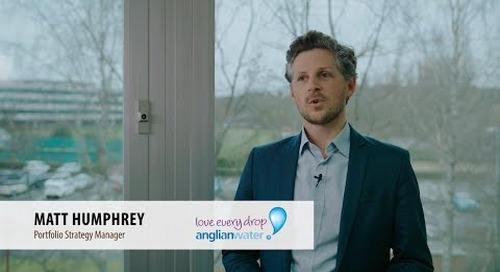 Case Study Video: Anglian Water