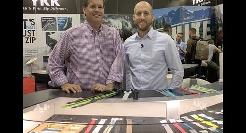 YKK Experts Talk about the Latest in Zipper Innovation