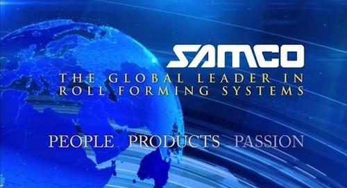 Samco Machinery Corporate Video