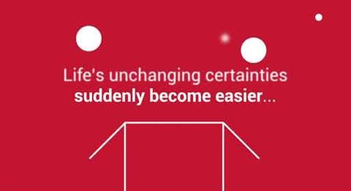 It's time to open your managed file transfer. It's easier. Faster. More secure. Are you open?