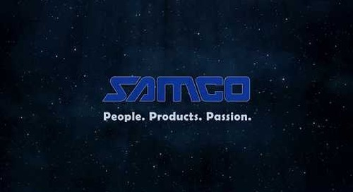Samco Machinery Automotive Rocker Panel and Angle Reinforcer RollForming Line