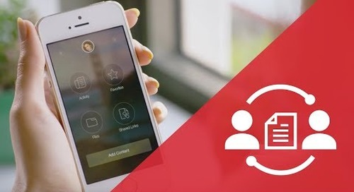 Love at First Swipe - Introducing new Syncplicity for iPhone