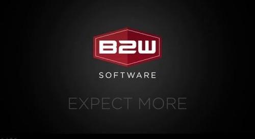B2W Inform -  Building Templates