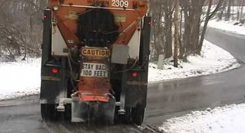 City of Roanoke Snow Removal Information
