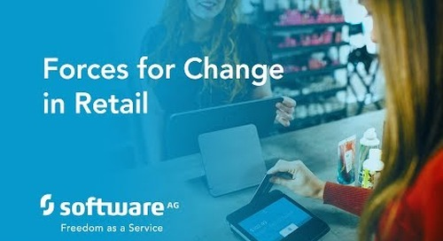 Forces for Change in Retail