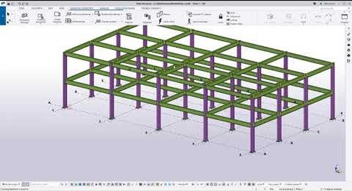 Tekla Tips - Model Template de Mexico STD