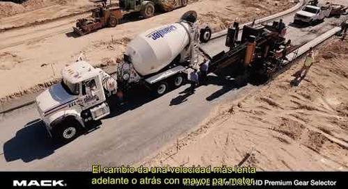 Premium Gear Selector (Spanish)