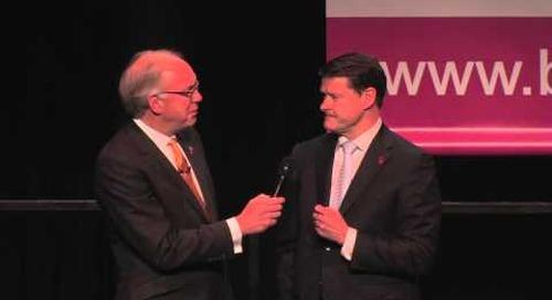 Steve Holliday, National Grid speaking at BITC's Responsible Leadership Summit