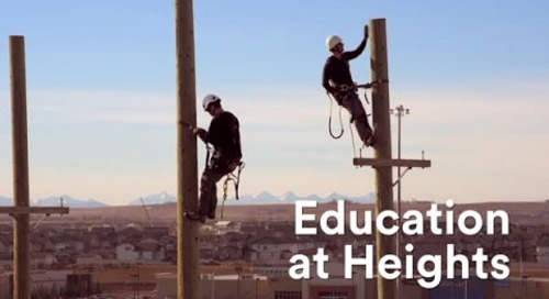 Elevated Education with the Fall Protection Group