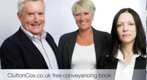 Clutton Cox Conveyancing Solictors Advice for Unmarried House Purchasers