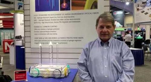 Gary talks Specialty Fiber at 2019 SPIE Photonics West