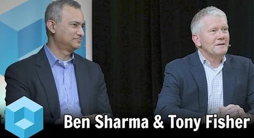 Ben Sharma & Tony Fisher, Zaloni - #BigDataSV 2016 - #theCUBE