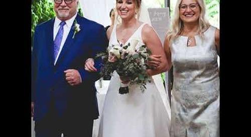 Romantic Garden Wedding in Nashville | The Pink Bride