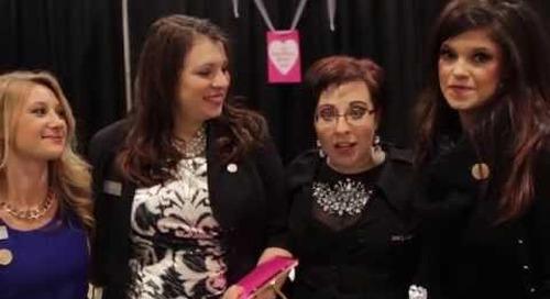 Nashville Pink Bridal Show Highlights for Vendors, Winter 2015