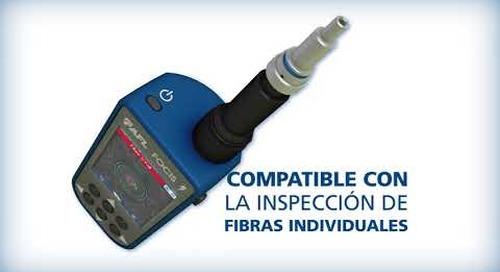 AFL presenta el sistema de inspección de conectores de fibras múltiples FOCIS.