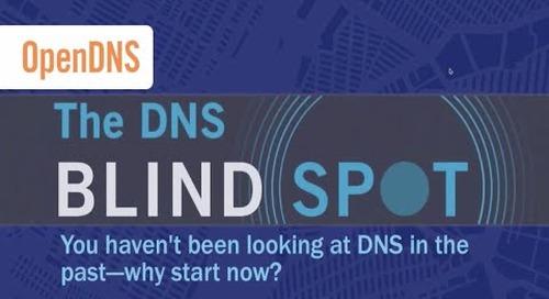 DNS blind spot