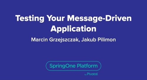 Testing Your Message-Driven Application