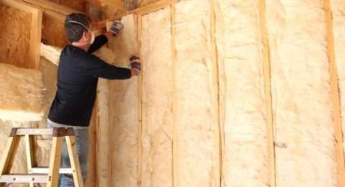Spray Foam Insulation   Home Improvement   Energy Efficiency  Icynene