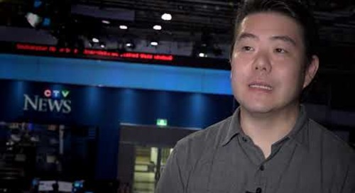 CTVNews.ca Engages Canadians in the Day's News Using ArcGIS