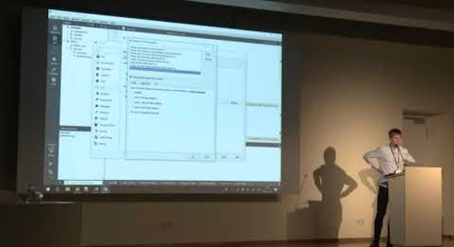 Get the Most out of the Qt Creator IDE by Ivan Donchevskiim, The Qt Company @QtWS18
