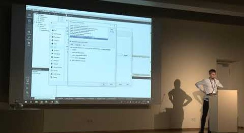 QtWS18 – Get the Most out of the Qt Creator IDE by Ivan Donchevskiim, The Qt Company