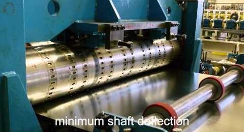 Samco Machinery Metal Deck Rollforming Line