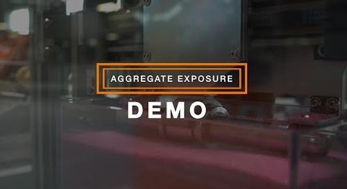 igus® - drylin® Aggregate Exposure Demo