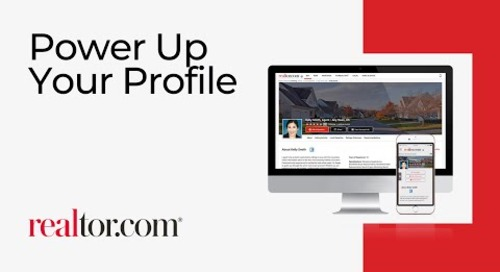 Fill in Your Profile Basics