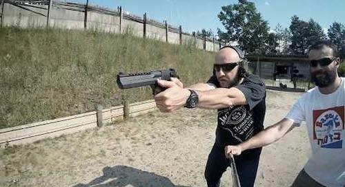 Frag Out! Magnum Research Desert Eagle Mk XIX .44 Magnum