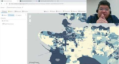 Fun with ArcGIS Online: Introducing Arcade
