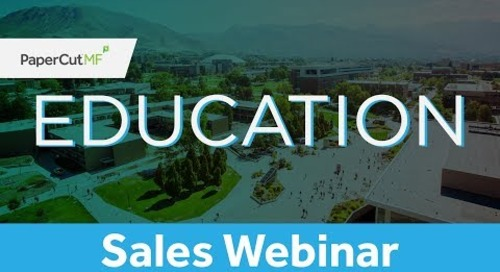 Education Solutions 101: Learn How to Sell Like a Pro