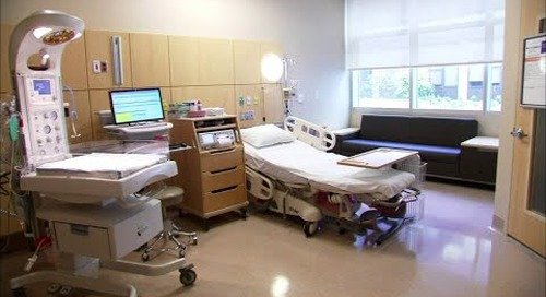 Providence Holy Cross Medical Center South Wing Tour