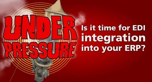 Is it time for EDI integration into your ERP?