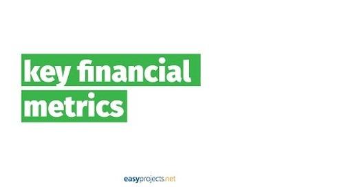 Project Budget: Key Financial Metrics — Episode 8