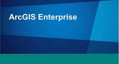 Indépendance et collaboration avec ArcGIS  la clé de votre succès!