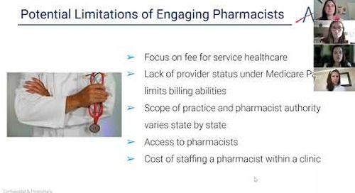 Incorporating Pharmacists in Primary Care for Value-Based Improvements
